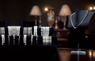 Entretien boutique de luxe